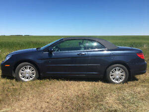 Immaculate Convertible for Sale 2008 Chrysler Sebring Touring