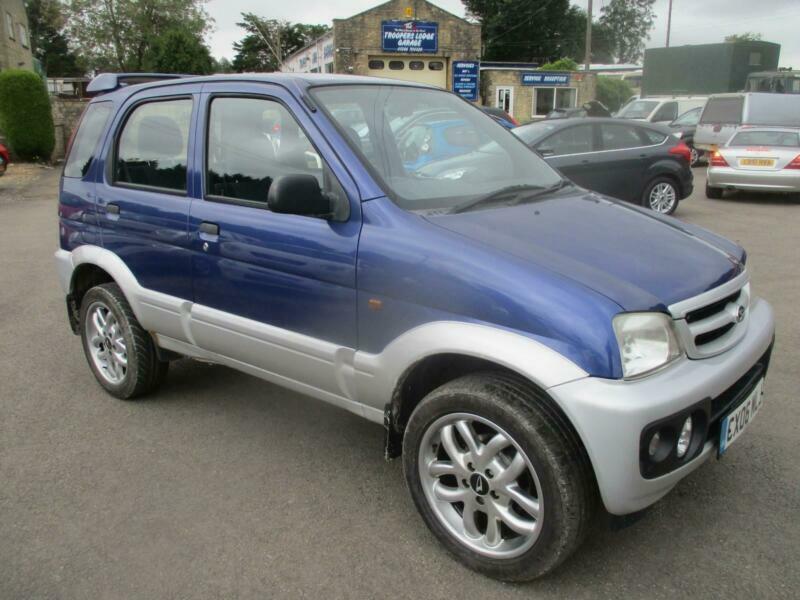 0606 Daihatsu Terios 1 3 Sport 5Dr | in Moreton-in-Marsh, Gloucestershire |  Gumtree