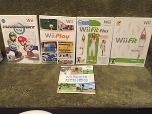 Wii Console & Balance Board, Accessories, Games, Bags London Ontario image 6