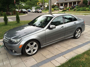 2010 Mercedes-Benz C-Class C300 Sedan 4MATIC
