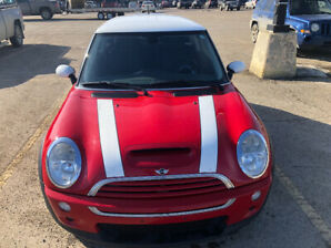 Reduced- 2004 Mini Cooper S