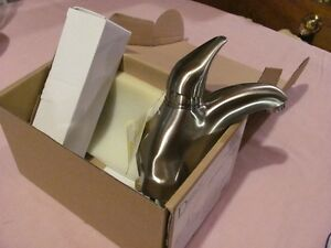 tap for bathroom sink - NEW in box
