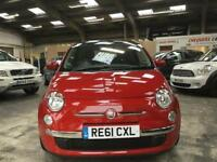 Fiat 500 Lounge Hatchback 0.9 Manual Petrol