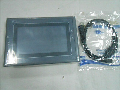 7 Inch Hmi Touch Screen Sk-070ae Samkoon Operator Panel Programming Cable