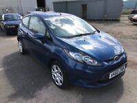 Ford Fiesta 1.4 Edge, £20 a year Road Tax, bluetooth, 12 Month Mot, 3 Month Warranty