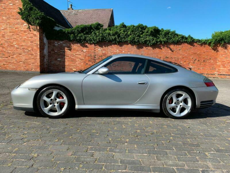 2002 Porsche 911 3 6 Carrera 4 S Manual Widebody In Leicester Leicestershire Gumtree