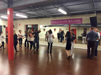 LEARN TO DANCE SALSA IN MISSISSAUGA