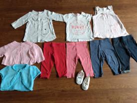 Girl 3-6 month bundle