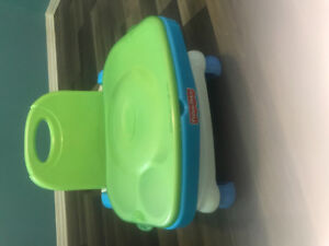 Baby booster chair(fisher price)