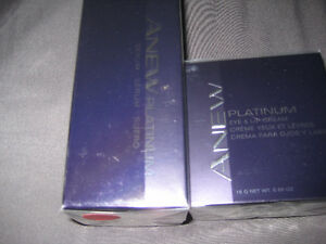 Avon Anew Platinum Eye & Lip Cream & Serum Windsor Region Ontario image 2