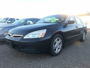 2007 HONDA ACCORD SE LOADED ONLY 156000KM PRICE $ 4980