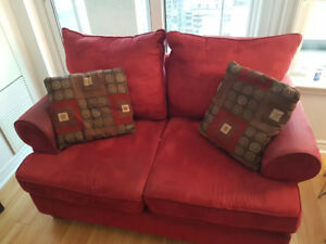 High quality Sofa and Loveseat
