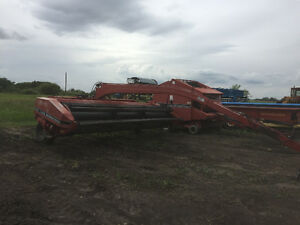 Haybine/baler/manure spreader/mix wagons