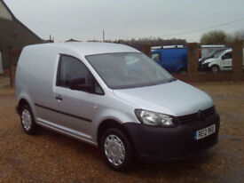 Volkswagen Caddy 1.6TDI ( 102PS ) C20 IN MET SILVER AIR CON ELECTRIC PACK