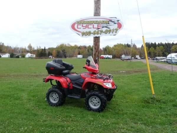 Used 2008 Arctic Cat 500