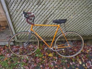 Schwinn Coppertone Bicycle with Brooks saddle