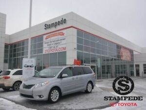 2014 Toyota Sienna 5DR XLE 7-PASS AWD  - Certified