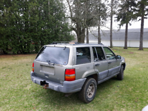 1998 Jeep Grand Cherokee 4x4 Mud truck