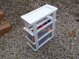 MegaBlocks and Plastic Storage Container