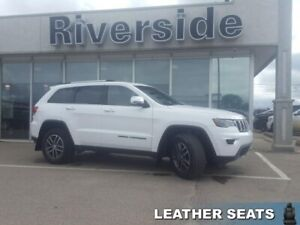2018 Jeep Grand Cherokee Limited  - Leather Seats - $272.68 B/W