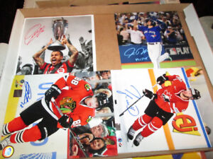 Frameworth Signed Photos on Choice Special $80