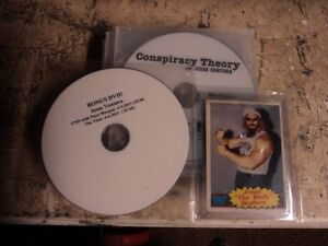 Jessie Ventura`s Conspiracy theory DVD collection