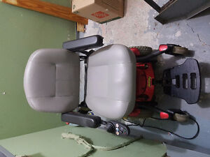 Used Pride Mobility - Jazzy 1450 Electric Wheelchair