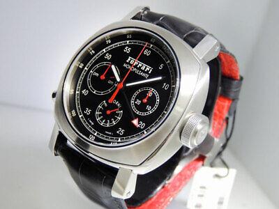 Panerai Ferrari Granturismo 8 Days Monopulsante GMT FER0020 45mm LTD 20,800 NIB