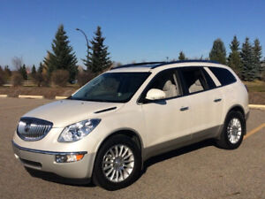 2011 Buick Enclave SUV, CX-1, JUST REDUCED FOR QUICK SALE