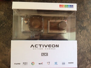 Activeon LX action camera Peterborough Peterborough Area image 1
