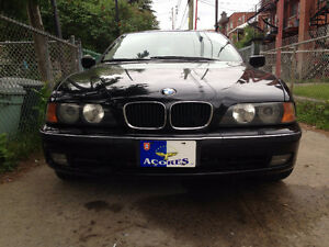 2000 BMW 5-Series 528i Sedan (3400$ NEGOCIABLE)