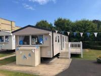 Brand new Willerby Seasons at Haggerston Castle