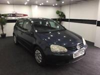 Volkswagen Golf 1.6 FSI 2007MY S