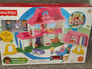 New! Fisher Price little people Happy Sounds House Kitchener / Waterloo Kitchener Area image 2