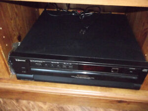 DVD player;CD player; speakers $40.takes all.Moving-Must Sell Peterborough Peterborough Area image 3