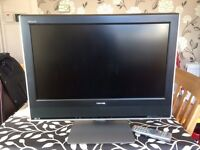 "Toshiba 26"" TV - HD/Freeview"