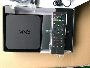 BOITE ANDROID/ ANDROID TV BOX KODI : M8S MXQ M8 MX3 MXIII