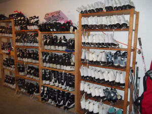 "Need Skates? We Have Them! ""Skateman on Parkland"" **OPEN TODAY**"