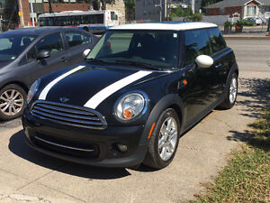 2011 MINI Mini Cooper Coupe (2 door)