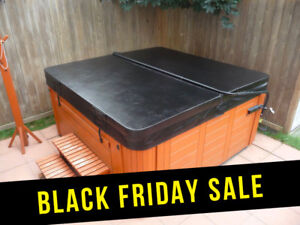 Hot Tub Covers - BLACK FRIDAY SALE!