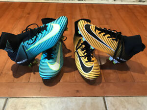 NIKE women's Mercurial Superfly V DF FG Soccer Cleats