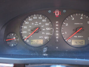 2002 Subaru Outback LL Bean H6-3.0 AS IS or PARTS Peterborough Peterborough Area image 8