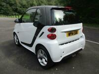 2014 smart fortwo MHD Pulse Coupe Petrol Automatic