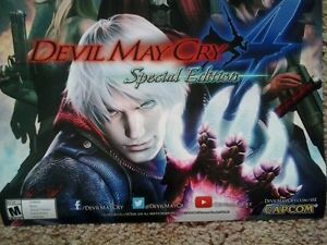 Devil May Cry : Special Edition poster - one sided Kingston Kingston Area image 3