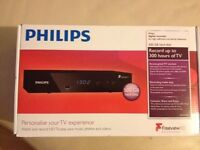 Brand New - Philips Free View HD Recorder