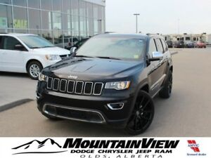 2017 Jeep Grand Cherokee Limited  - Optional Rims Package