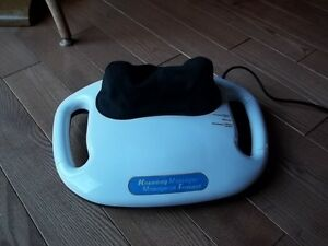 Shiatsu Kneading Massager Peterborough Peterborough Area image 1