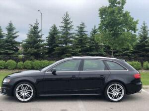 2011 Audi A4 S-Line Avant!