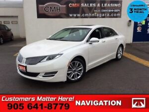2015 Lincoln MKZ Hybrid  RESERVE NAV ROOF COOLED-SEATS PWR-TRUNK