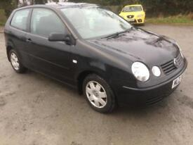2003 Volkswagen Polo 1.4 2004MY Twist